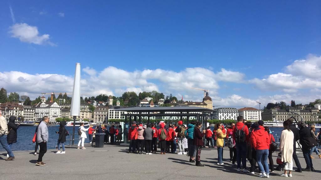 Corona-Virus trifft Schweizer Tourismus