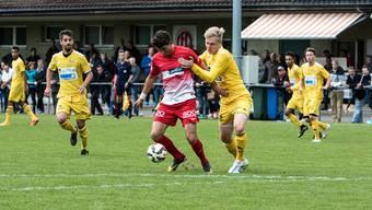 Limmattaler Fussball-Derby Dietikon - Baden