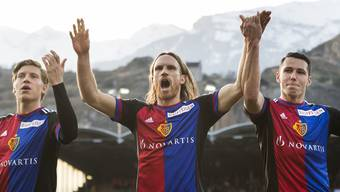 FC Basel - FC Sion, 24. Runde, 12.03.2017