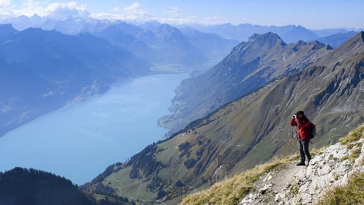 Das schöne Wetter ist ein Grund für mehr Notfälle in den Bergen: 135 Menschen verunfallten 2018 beim klassischen Bergsport tödlich. (Archivbild)