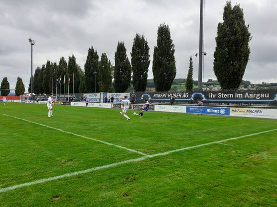 FC Wohlen - FC Luzern II 3-0
