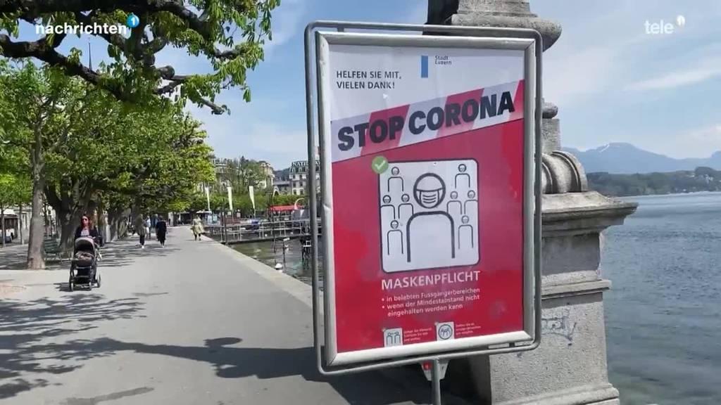 Gewerbeverband Luzern kritisiert Umsetzung der Maskenpflicht