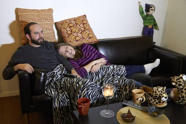 Julia und Josh waren bei okCupid.