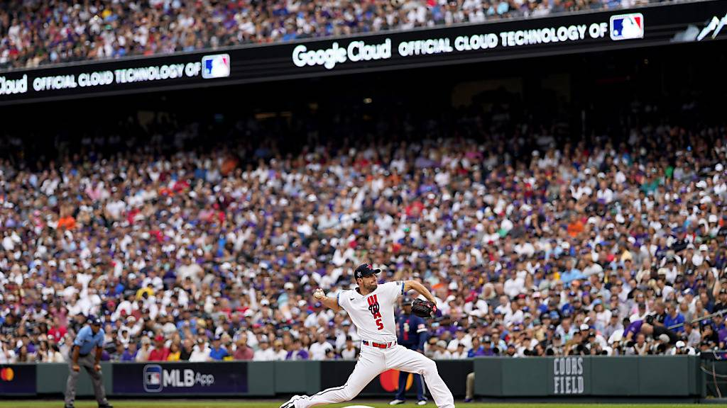 Ist bald auch ein Schweizer Teil des Spektakels Major League Baseball?
