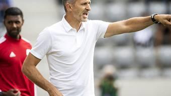 Das von Thomas Häberli trainierte Luzern muss in der Qualifikation der Europa League in den hohen Norden reisen