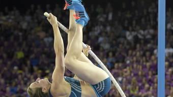 Nicole Büchler zeigte beim Comeback eine starke Leistung