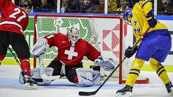 Melvin Nyffeler überzeugte gegen Finnland.