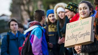 Zwölf Klimaaktivisten wurden am Montag freigesprochen – vorerst.