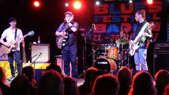 Eröffnungsabend Bluesfestival 2018