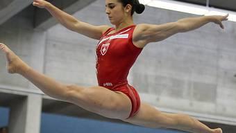 Jessica Diacci zeigte einen guten Qualifikationswettkampf