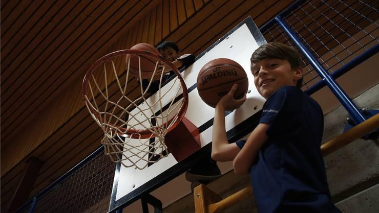 Dieses Jahr hat die Gemeinde Eiken das Jugendprojekt der «Offenen Turnhalle» auf die Beine gestellt.