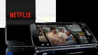 Fernsehen auf dem Smartphone: Netflix hat auf der ganzen Welt 137 Millionen Abonnenten.
