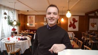 Robert Stöckli führt das Hotel und Gasthaus Ochsen in Muri weiter, muss aber handeln, um eine Zukunft zu haben.