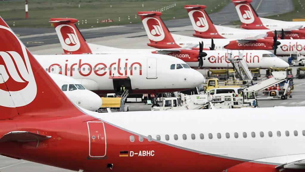 Air Berlin stahlt letzte Rate des Staatskredits zurück
