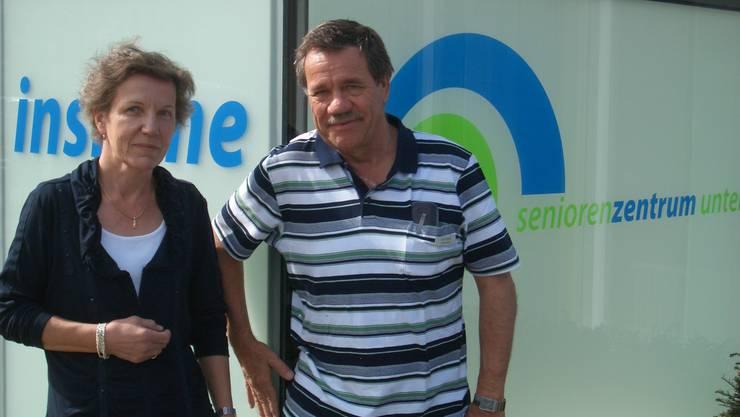 Nach 34 Jahren verabschiedet sich das Heimleiterehepaar Ursula und Kurt Friedli am Tag der offenen Tür vom kommenden Samstag aus dem Seniorenzentrum Untergäu in Hägendorf.