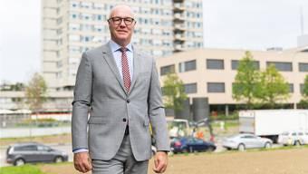 Thomas Brack, Direktor im Spital Limmattal, amtet als Präsident des Vereins Spital-Benchmark.
