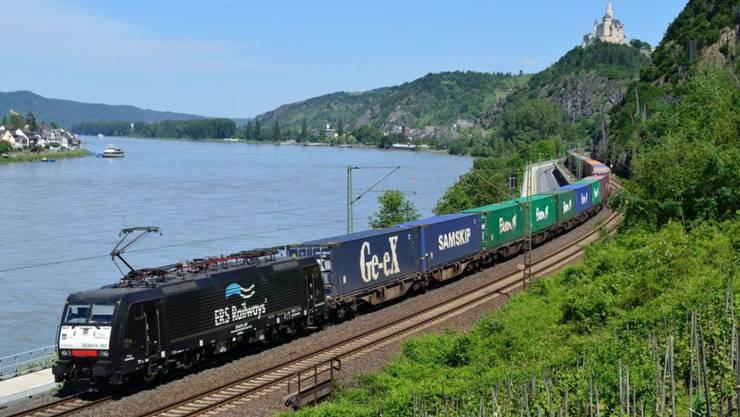 Mit der Übernahme der ERS-Railways will Hupac den Zugang zu den deutschen Seehäfen verbessern.