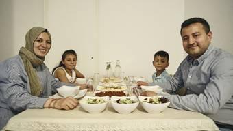 Ramadan: Fastenbrechen bei der Familie Temizel