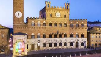 Der Piazza del campo in Siena beeindruckte den Autor.