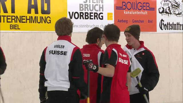 Curling-Weltrekord geschafft