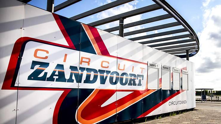 Der Circuit von Zandvoort rüstet sich für die Rückkehr der Formel 1