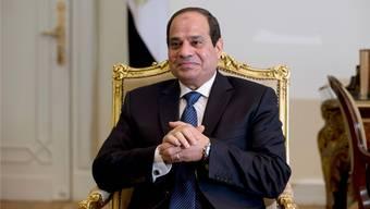 Ägyptens Machthaber Abdel Fattah al-Sisi: Regiert er bis 2034?