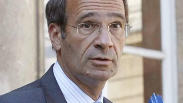In Bedrängnis: Frankreichs Arbeitsminister Eric Woerth