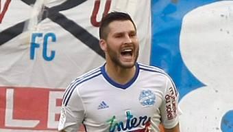 Marseilles André-Pierre Gignac trifft auch gegen Toulouse