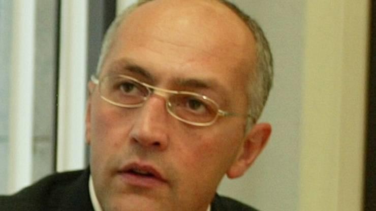 Die CVP Neuenhof will ihren Sitz im Gemeinderat mit Marco Hürsch verteidigen.