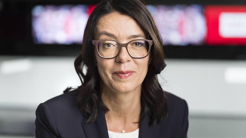 SRF-Direktorin Wappler verteidigt ihre digitale Expansionsstrategie