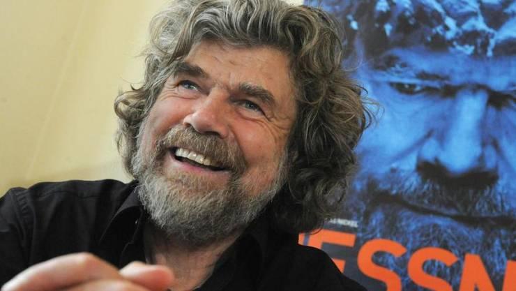 Kann wegen der Taliban nicht zum Yeti: Extrem-Bergsteiger Reinhold Messner (Archiv)
