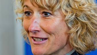 Susanne Hochuli will Liste der säumigen Krankenkassen-Prämienzahler wohl doch früher bringen.