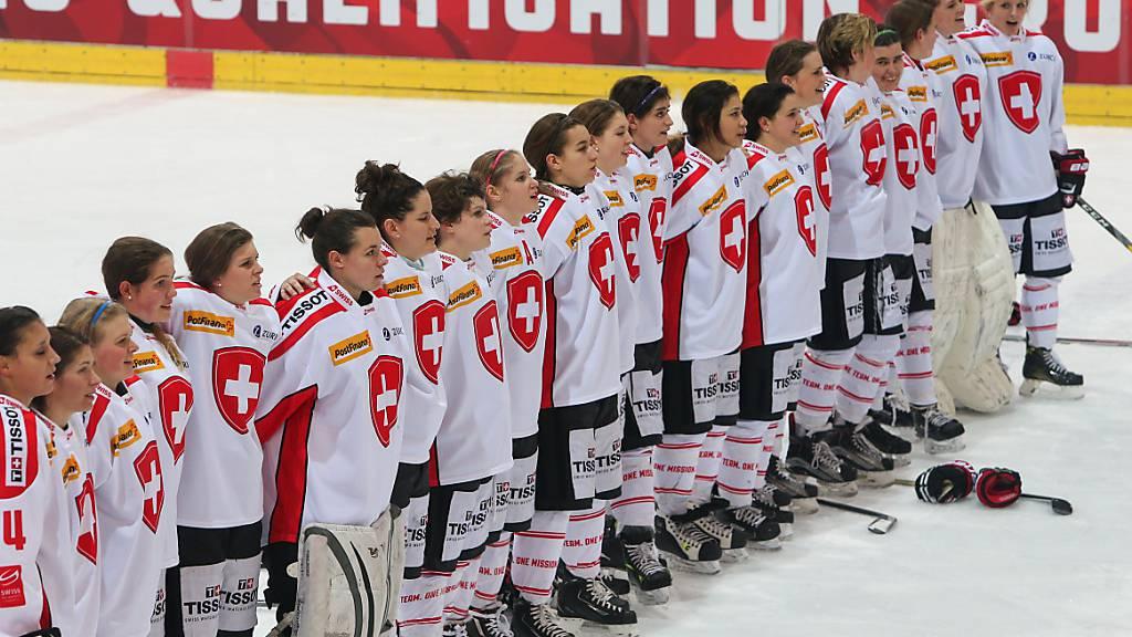 Das Schweizer Nationalteam der Frauen muss sich mit der WM weiter gedulden