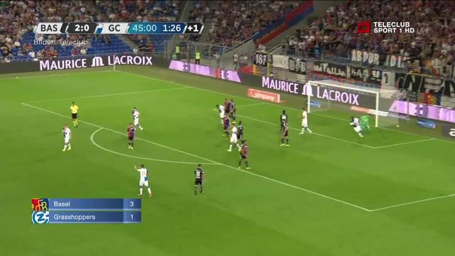 FC Sion/FC Thun — FCB/GC — YB/FCL — FCZ/FC Chiasso
