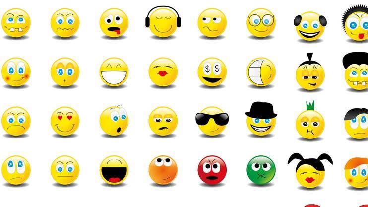 Mehr als 3000 offizielle Emojis hat Unicode bereits im Umlauf.
