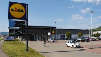 Lidl Schweiz will 1,5 Millionen Franken in die Filiale in Oeschgen investieren.