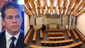 50 Sitze heute – ab 2017 nur noch deren 36 im Parlamentssaal Olten? Christian Werner will die Sitzzahl reduzieren.