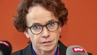 Für Eva Herzog ist die Basler Kantonalbank ein stetes Reputationsrisiko.