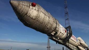 Die Trägerrakete Proton-M (Archiv)