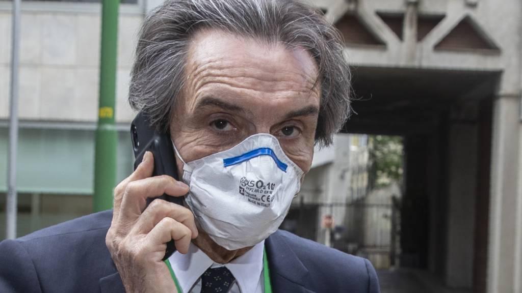 Ermittlungen gegen Lombardei-Präsidenten