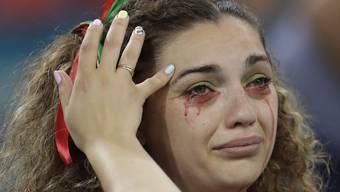 WM-Achtelfinal Uruguay - Portugal
