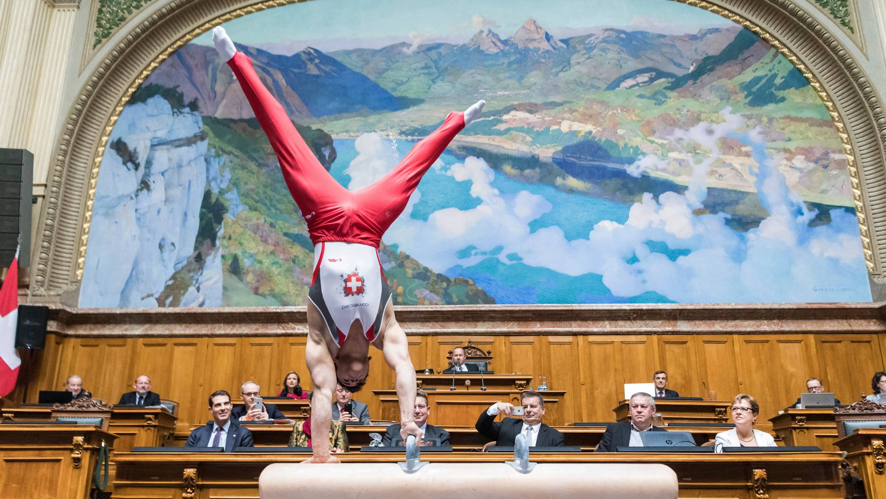 Der Nationalrat beschäftigte sich am Donnerstag mit den Missbrauchsfällen im Schweizer Sport. (Archivbild)