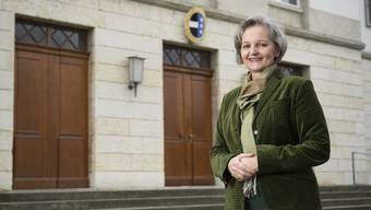 Renata Siegrist, Ratspräsidentin, entschied gegen den höheren Steuerabzug von Krankenkassenprämien.