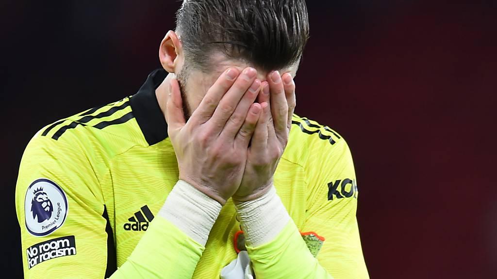 0:5 nach 50 Minuten: United von Liverpool vorgeführt