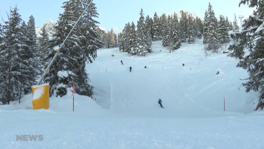 Wie reagieren Skigebiete und Spitäler auf die neuen Corona-Massnahmen?
