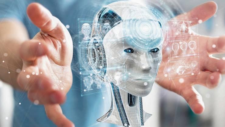 Schweizer Unternehmen setzen in ihrer Planung verstärkt auf künstliche Intelligenz. Bild: Adobe Stock