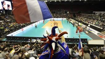 Top Volley: Bilder vom Spitzen-Volleyball in Basel