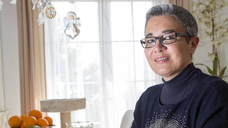 Zuhause in Bettlach lancierte Geschäfts- und Familienfrau Daniela Jäggi den Blog.