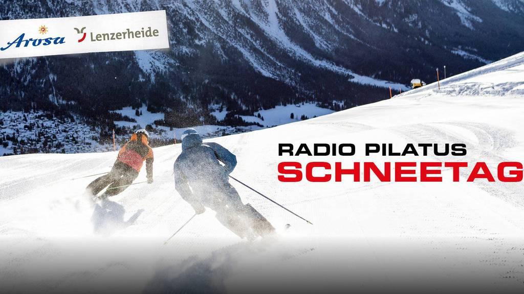 Radio Pilatus Schneetag verschoben