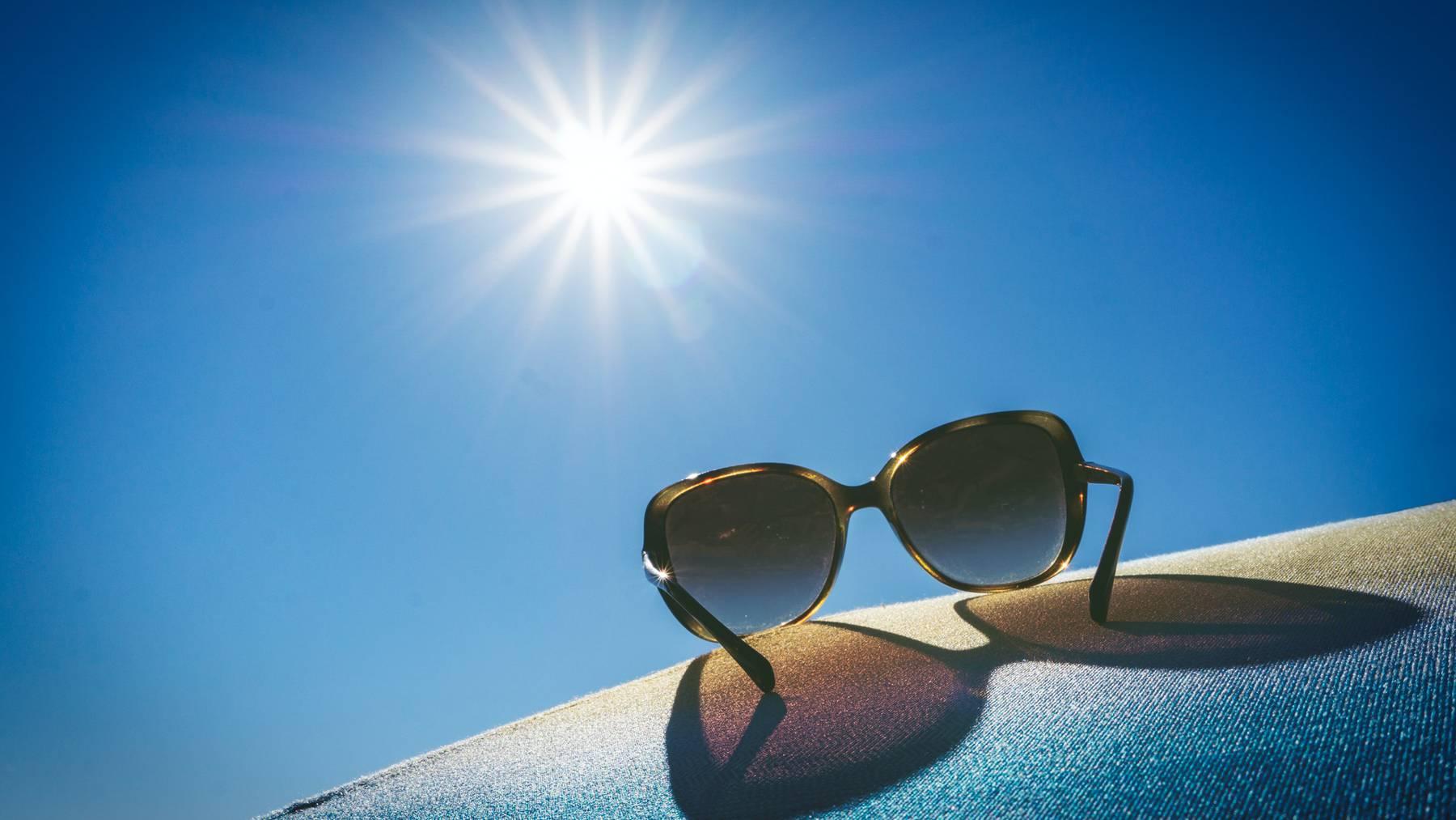 Sommer, Sonne, Sonnenbrille